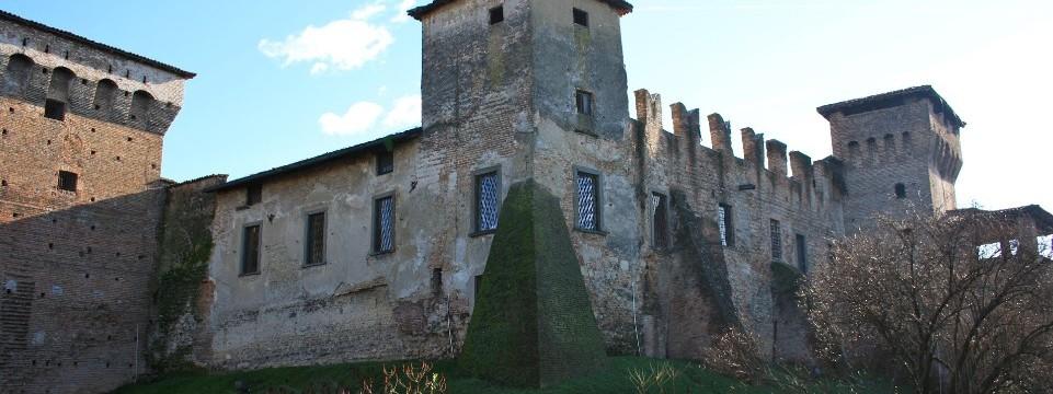 Rocca viscontea di Romano