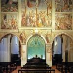 Martinengo_ interno chiesa dell'Incoronata