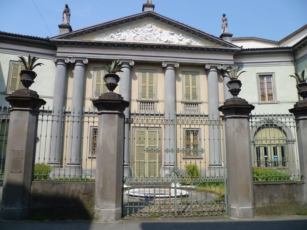 Matrimonio Romano Di Lombardia : Palazzo rubini bassa bergamasca orientale