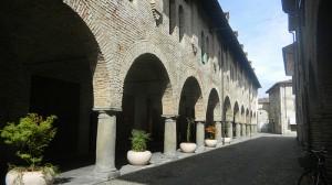 Romano - Portici della Misericordia