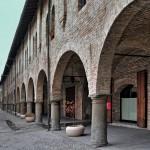 Portici della Misericordia Romano di Lombardia