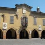 Palazzo Gallavresi a Caravaggio