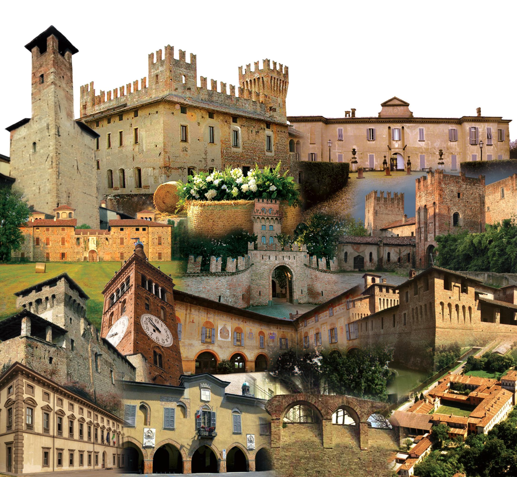Giornate dei castelli palazzi e borghi medievali 2018 - Finestre castelli medievali ...