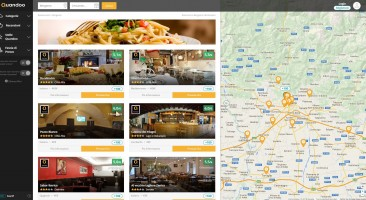 Nuovi servizi web per i visitatori… di ristoranti