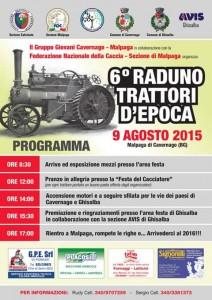 Calendario Manifestazioni Trattori D Epoca.Cavernago Raduno Trattori D Epoca Bassa Bergamasca Orientale