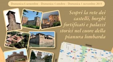 Giornata dei castelli aperti domenica 1 novembre
