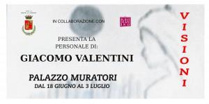 Romano, mostra personale di Giacomo Valentini @ Palazzo Muratori, Romano