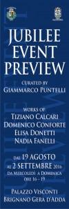 Brignano, Jubilee Event Preview @ Palazzo Visconti, Brignano Gera D'Adda