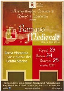Romano di Lombardia, Romano medievale @ Romano Di Lombardia