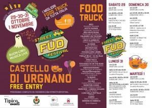 "Urgnano, ""Street Füd Festival"" - Halloween Edition @ Castello Albani"