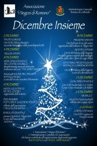 "Romano, ""Dicembre Insieme"""
