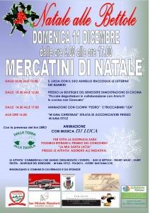 Cavernago, mercatini di Natale @ Località Bettole