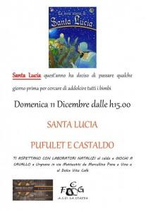 Urgnano, Santa Lucia @ Marcellino Pane e Vino, Dolce Vita Cafè | Urgnano | Lombardia | Italia