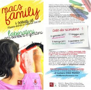 Romano, Macs Family @ Macs - Museo d'Arte e Cultura Sacra | Romano di Lombardia | Lombardia | Italia