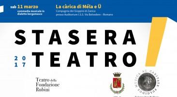 Romano, Stasera Teatro!