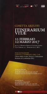 Romano, Macs - Mostra Cosetta Arzuffi @ Macs - Museo d'Arte e Cultura Sacra   Romano di Lombardia   Lombardia   Italia