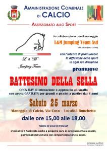 Calcio, Battesimo della Sella @ Maneggio - Località Ronchetto | Calcio | Lombardia | Italia