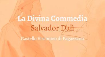 """Pagazzano, """"La Divina Commedia"""" Salvador Dalì"""