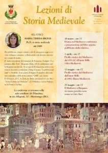 Martinengo, lezioni di storia medievale @ Filandone | Martinengo | Lombardia | Italia