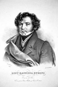 Romano, Concorso internazionale di canto lirico G. B. Rubini - IV edizione @ Palazzo Rubini