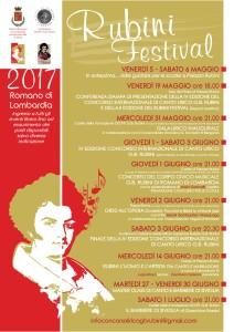 Romano, Rubini Festival @ Palazzo Rubini