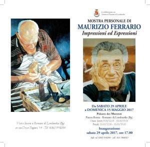 Romano di Lombardia, mostra personale di Maurizio Ferrario @ Palazzo Muratori | Romano di Lombardia | Lombardia | Italia