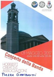 Ghisalba, concerto della banda @ Piazza Garibaldi