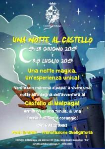 """Malpaga, """"Una notte al castello 2017"""" @ Castello"""