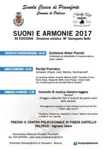 Palosco, Suoni e Armonie 2017 @ Centro Polifunzionale | Palosco | Lombardia | Italia