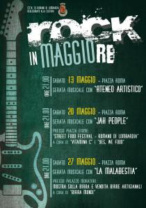 Romano, Rock in MAGGIOre @ Piazza Roma | Basiglio | Lombardia | Italia
