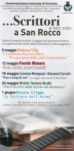 Calcinate, presentazione del libro di Nicola Crippa @ Centro culturale Don Sergio Colombo