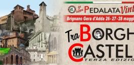Brignano Gera d'Adda, Pedalata tra borghi e castelli