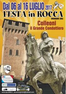 Urgnano, 37^ Festa in Rocca