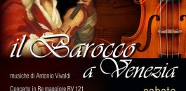 Calcio, il barocco a Venezia