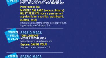 """Romano – Macs, """"R-estate al museo"""""""