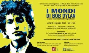 Romano – Macs, inaugurazione mostra su Bob Dylan @ Macs - Museo d'Arte e Cultura Sacra