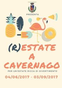 Cavernago, (R)estate a Cavernago