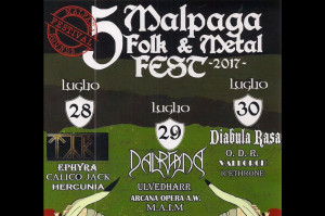 Malpaga Folk e Metal Fest @ Area Feste Castello Malpaga | Cavernago | Lombardia | Italia