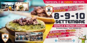 Malpaga, Castle Street Food  @ Castello di Malpaga | Cavernago | Lombardia | Italia