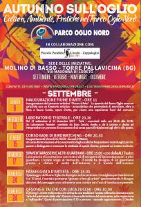 """Torre Pallavicina, """"Autunno sull'Oglio"""""""
