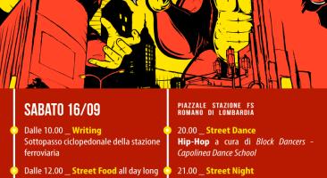 Romano, Clash Royale Street Festival