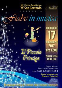 Calcio, Fiabe in musica: Il piccolo principe @ Cinema Astra    Calcio   Lombardia   Italia
