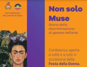 Calcio, Non solo Muse. Storia della discriminazione di genere nell'arte @ Cinema Astra | Calcio | Lombardia | Italia