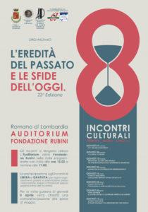 Romano di L.dia, L'eredità del passato e le sfide dell'oggi @ Auditorium Fondazione Rubini