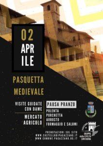 Pagazzano, Pasquetta medievale @ Castello di Pagazzano
