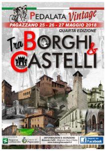 """Pagazzano, IV Edizione della Pedalata Vintage """"Tra Borghi e Castelli"""" @ Pagazzano"""