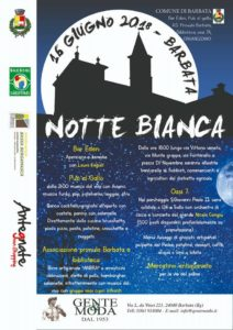 Barbata, Notte Bianca @ Barbata
