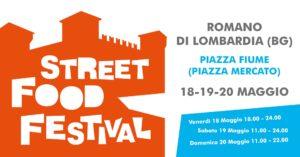 Romano di Lombardia, Romano Street Food Festival @ Romano di Lombardia | Romano di Lombardia | Lombardia | Italia