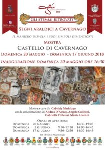 Cavernago, Mostra Segni Araldici a Cavernago @ Castello di Cavernago | Lombardia | Italia