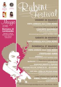 Romano di Lombardia, Rubini Festival @ Palazzo Rubini, Romano di Lombardia | Romano di Lombardia | Lombardia | Italia